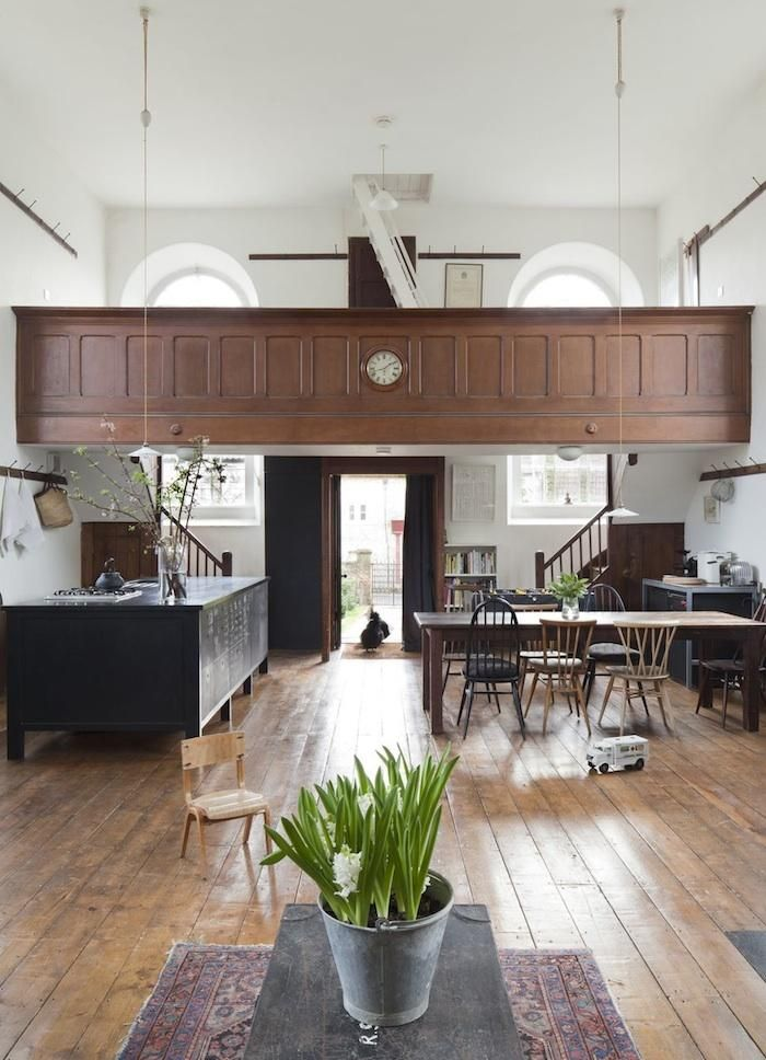 Divine Intervention: The Providence Chapel in Wiltshire : Remodelista (I just cried on the inside. Give me this!)