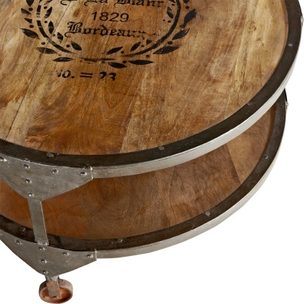 round coffee table wood home pinterest coffee tables tables and round coffee tables. Black Bedroom Furniture Sets. Home Design Ideas