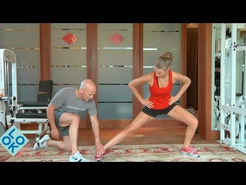 ▶ Cardio Bootcamp Exercises: Your Supermodel Body with David Kirsch - YouTube