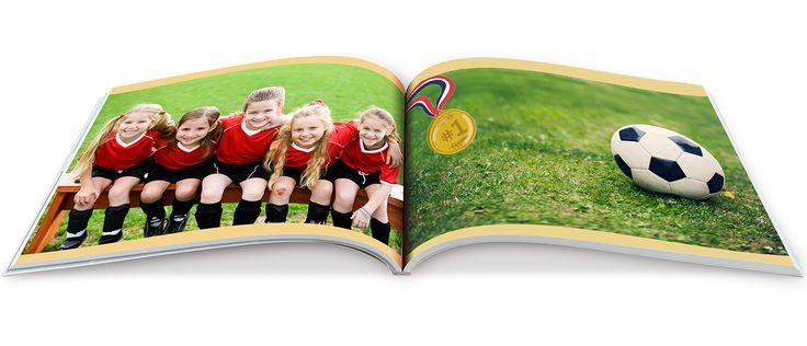 8x8 In Custom Soft Cover Photo Book