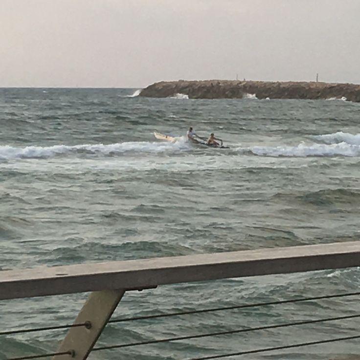 Tel Aviv Harbour, Israel