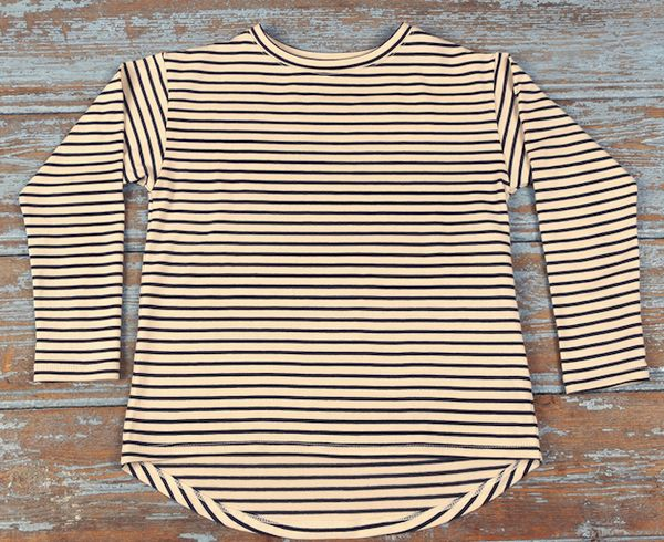 Image of OSO T-SHIRT STRIPES