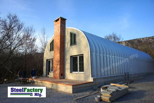 1000 Images About Quonset Hut Homes On Pinterest Star