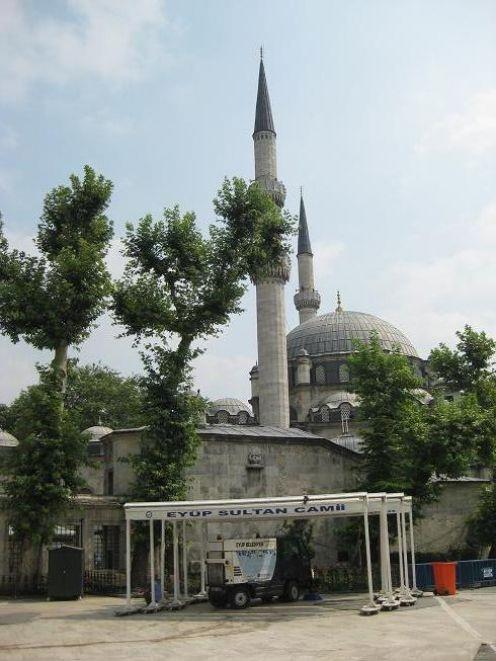 Tomb of Ayub Ansari, Istanbul