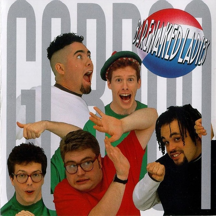 Barenaked Ladies-Gordon-1992