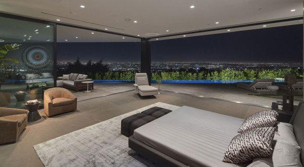 Stakleni dom s pogledom na L.A. | Uređenje doma