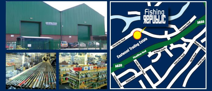 Fishing Republic Rotherham Store - Head Office