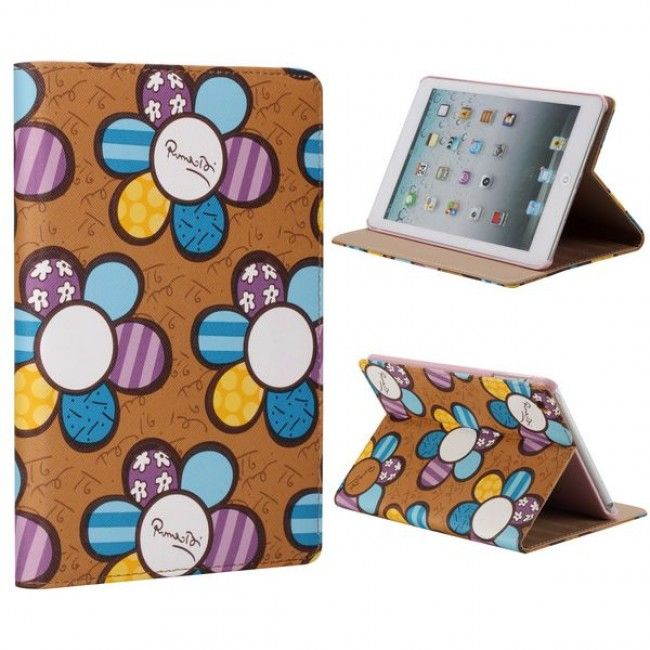 Flower iPad Mini Nahkakotelo - http://lux-case.fi/flower-ipad-mini-nahkakotelo-ver-2.html