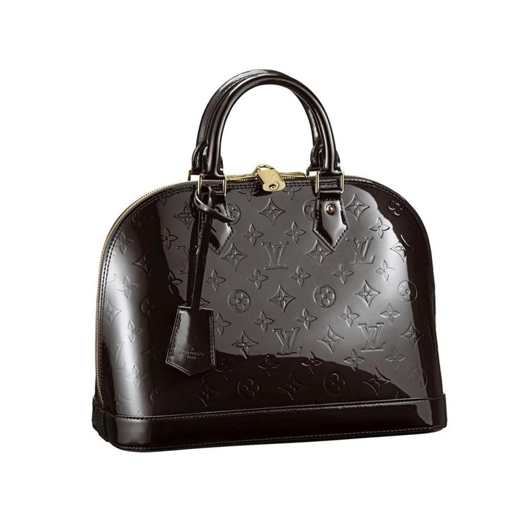 Louis Vuitton Alma Brown Top Handles #Louis #Vuitton #Alma