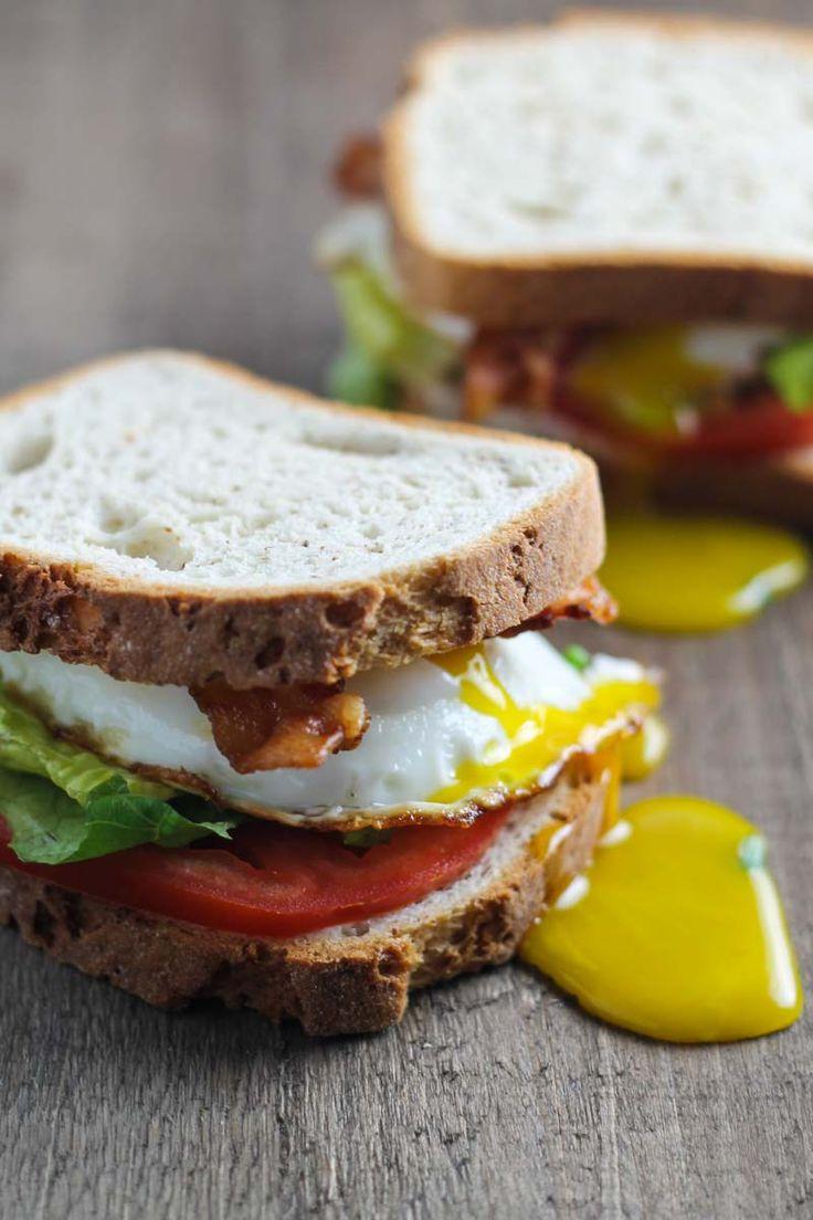 25 best low fodmap sandwich recipes images on pinterest low low fodmap blt with egg nvjuhfo Choice Image