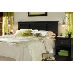 Carolina Furniture Works, Inc. Midnight Panel Headboard Bedroom Collection