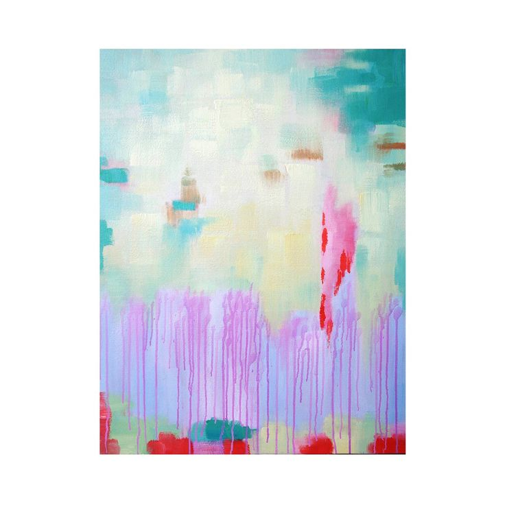 Wall Art - COMPOSITION PINK 2 | $399.00