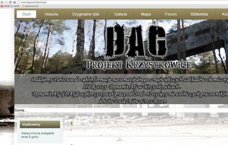 DAG Projekt Krzystkowice - znów tylko zrzut ;(