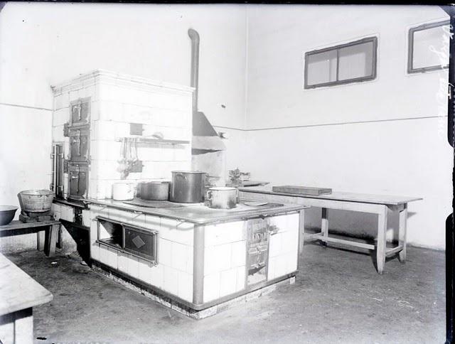 Varga`s restaurant kitchen