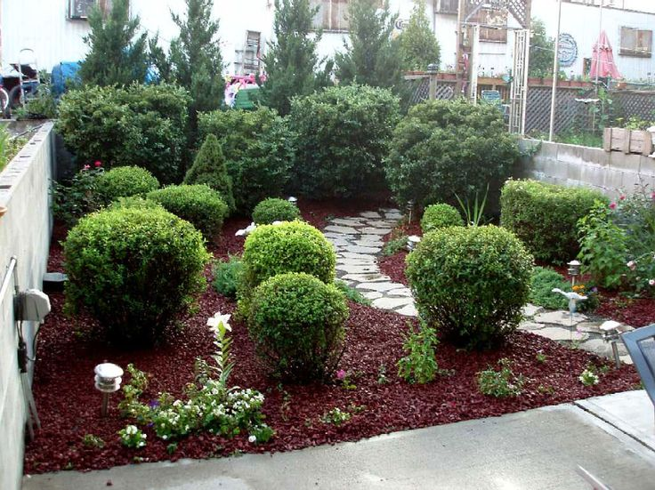 backyard - Mulch Designs