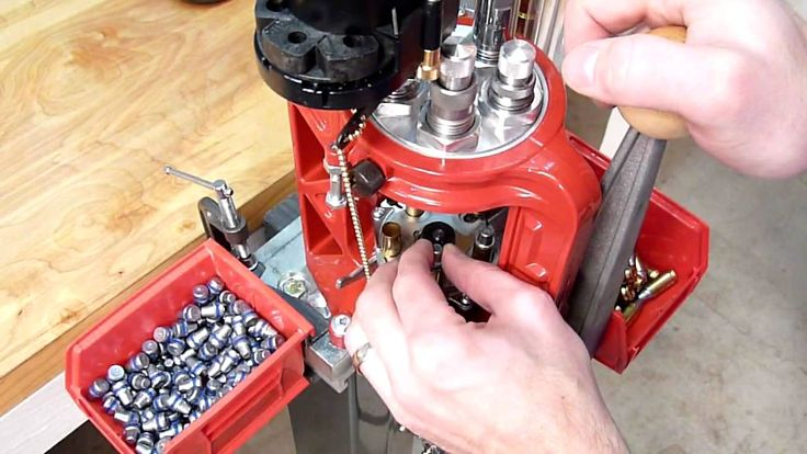 Lee Loadmaster Progressive Reloading Press Review