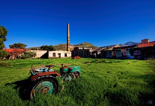 Panoramio - Photos by Agelos Zias > Emagie factory, Greece Kea