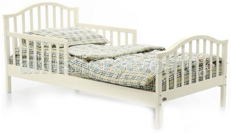 Детская кроватка Fiorellino Lola 160х80  Детская кроватка Fiorellino Lola 160х80 - это сочетание прекрасного качества, оригинального дизайна и доступной цены.  Изготовлена кроватка из массива альпийского бука, покрыта только натуральными и нетоксичными лаками и красками, которые не выделяют никаких вредных испарений. Дизайн придется по душе Вашему подросшему ребенку, а благодаря оптимальному размеру спального места, ребенок будет чувствовать себя комфортно.  Основные характеристики…