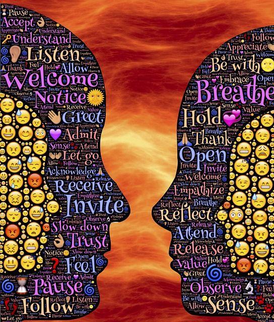 Rakkaus, Yhteys, Suhde, Yhtenäisyys, Keskinäinen