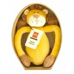miYim YogaTales Plush Toy - Lion