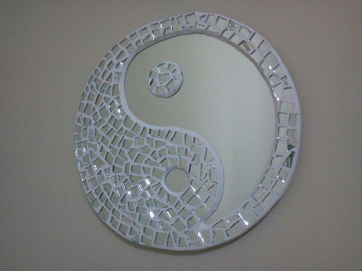 Cre A rtE: Espejo Yin Yang