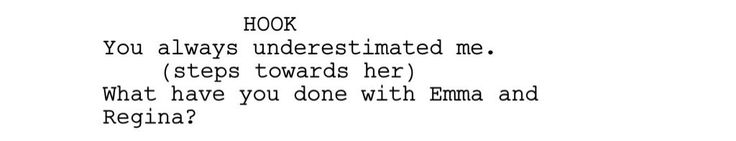 Here's another #OnceUponATime #scripttease -- hope to see ya tonight!