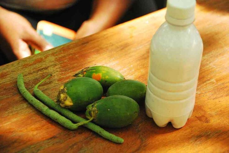 How to Eat Betel Nut – And Not Vomit!