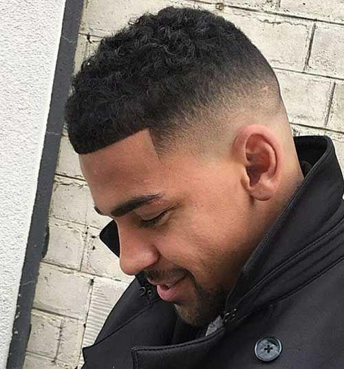 15.Fade Haircuts for Black Men