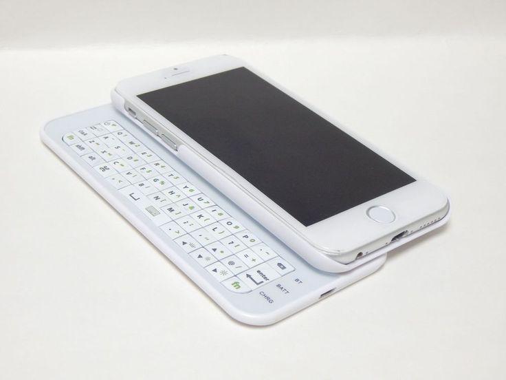 Iphone 6 Plus Funda De Teclado Bluetooth | Celulares y accesorios, Accesorios para teléfonos celulares, Otros accesorios para celulares | eBay!