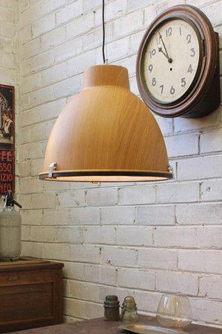 Helsinki Ceiling Light. Industrial Scandinavian design. Online - Fat Shack Vintage - Fat Shack Vintage