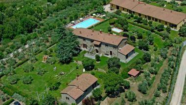 Agriturismo Cortoreggio › Vakantiewoningen Cortona-Arezzo › Azienda Italia