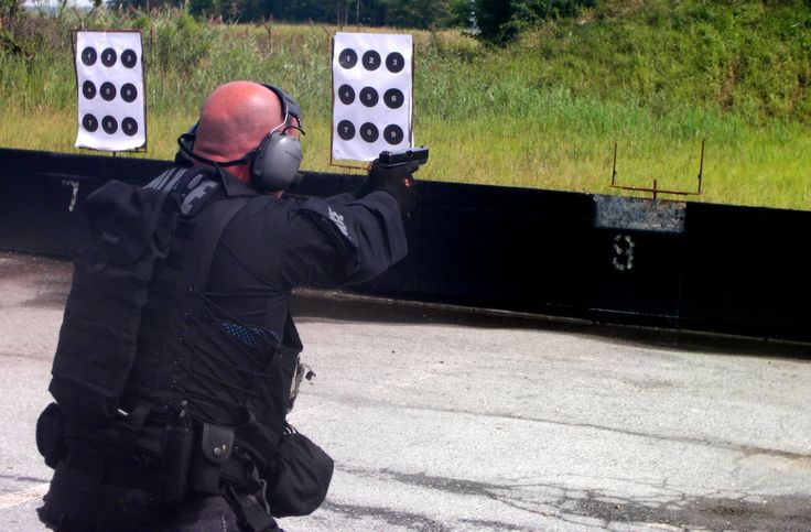Stress Course-Tactical Pistol Training