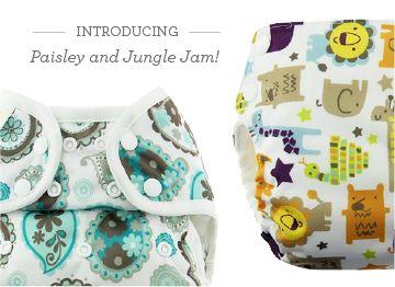 Jungle Jam ou paisley? Dificil é escolher