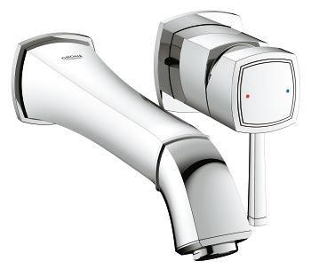GROHE - Grandera Смеситель для раковины на два отверстияM-Size 19930 000 - Grandera - Смесители для ванной комнаты - Ванная