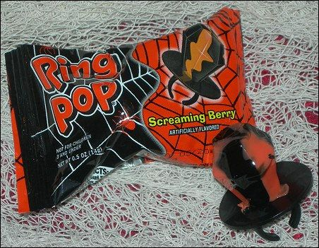 The man who invented Ring pops did so to stop his daughter from sucking her thumb.  #Halloween #Halloween2016 #HalloweenFun #HalloweenIsComing #HalloweenFacts #HalloweenHoliday #Darkness #Evil #Fear #Candies #HalloweenMovies #Party #HalloweenParty #SayingsAboutHalloween #Halloween31OCT #HalloweenCelebrations #HalloweenIsFun #HalloweenHoliday #HalloweenVisits #Travel #Places #Recipes #HalloweenPranks #HalloweenCostumes #HalloweenDIY #DIYProjects #HalloweenExteriorDecorations