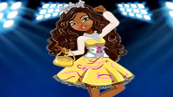 Ever After High Justine Dancer Shows