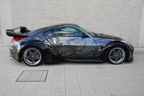The Z from Tokyo drift! ________________________ PACKAIR INC. -- THE NAME TO TRUST FOR ALL INTERNATIONAL & DOMESTIC MOVES. Call today 310-337-9993 or visit www.packair.com for a free quote on your shipment. #DontJustShipIt #PACKAIR-IT!