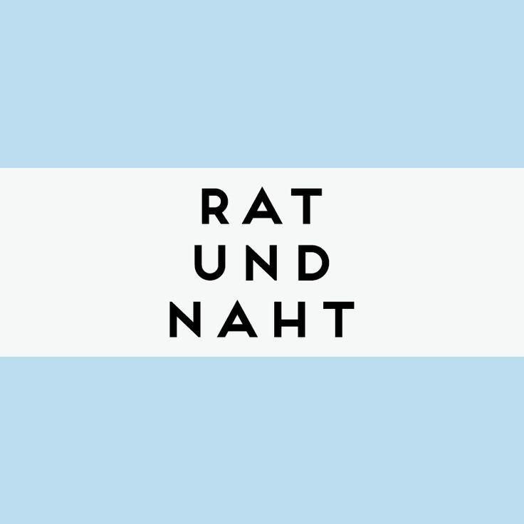 The 324 best Rat und Naht Blog | Nähanleitungen, Tipps, Projekte ...