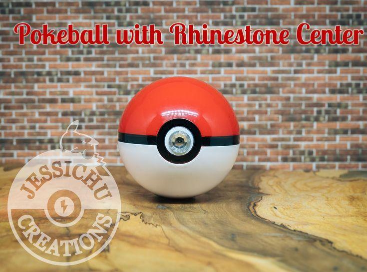 "Pokemon Pokeball Ring Box ""I Choose You"" Wedding Proposal"