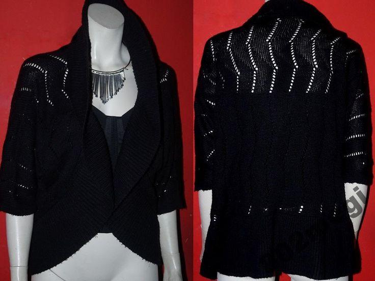 EVANS Elegancki stylowy sweterek CZERŃ AŻUR 46-48 (5128299018) - Allegro.pl - Więcej niż aukcje.