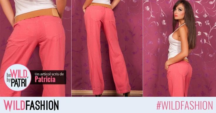 Bună, fetelor! Aveți nevoie de o pereche de pantaloni lungi lejeri pentru vară? Like & Share dacă vă place modelul ales de mine!