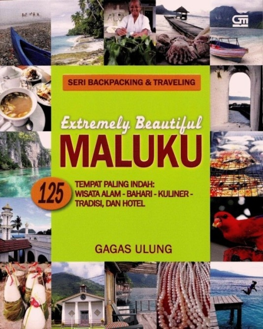 Extremely Beautiful MALUKU, 2010.