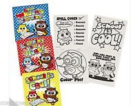 YOU'RE A HOOT OWL PARTY ~ Owl Activity Books - Pack of 3 - Free Postage