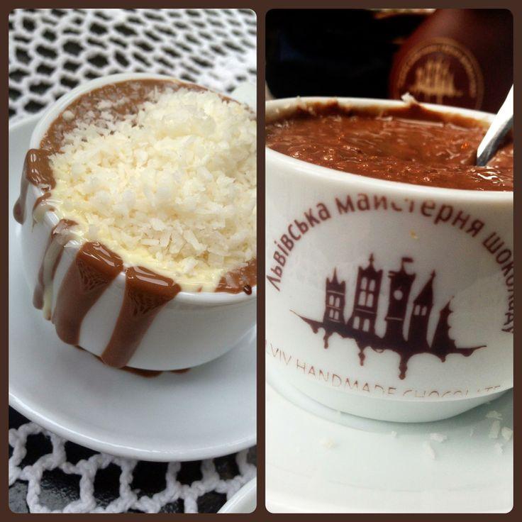 Львiвська майстерня шоколаду