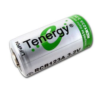Tenergy Corporation was established in 2004 as a pioneer in providing total power solutions in the heart of Silicon Valley, California.  * Voltage: 3.0V * Battery Capacity: 750mAh (tested~450mAh @ 0.25A to 1.75V)  #hidcanada