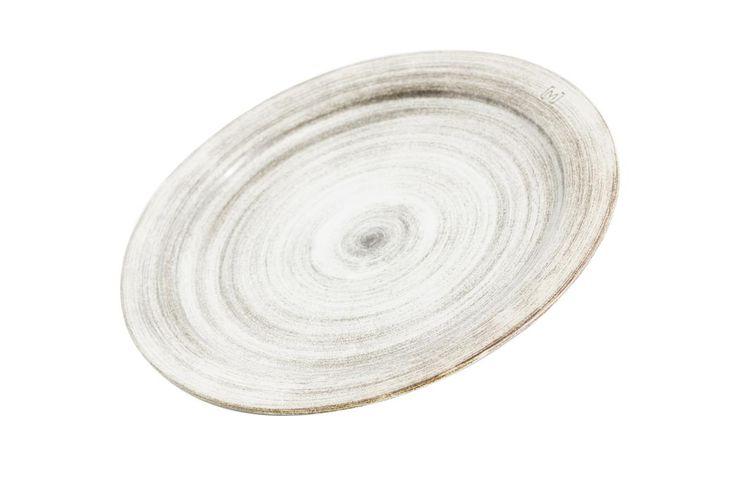 Plate Swift Big Grey