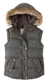 Tweed Jack Wills Gilet