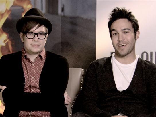 icecreamhdaches: Fall Out Boy | Interview MTV
