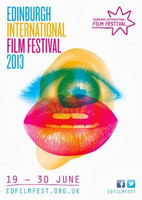 Film Festival Posters: Edinburgh International Film Festival 2013