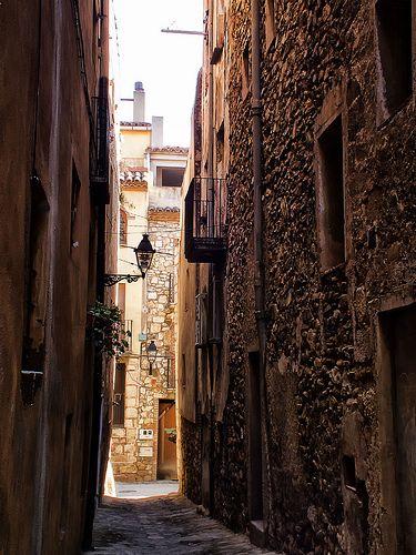 Montblanc Tarragona Catalonia